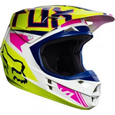 Fox V1 SALE Helmet Falcon Navy/White
